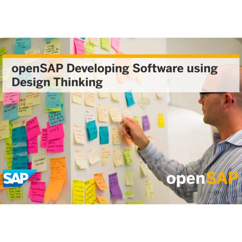 Developing Software Using Design Thinking (Onlinekurs)